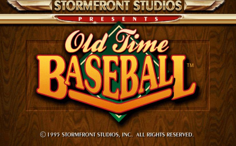 Old Time Baseball – Baseball Game Encyclopedia